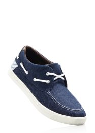 Slippers, bpc bonprix collection, bleu jean