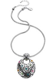 Collier Lara, bpc bonprix collection, argenté/multicolore