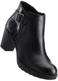 Bottines, Marco Tozzi, noir