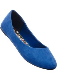 Ballerines, bpc bonprix collection, bleu roi