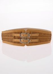 Ceinture extensible Nomi, bpc bonprix collection, marron