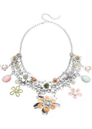 "Collier ""Flavia"", bpc bonprix collection, argenté/multicolore"