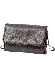 Pochette Metallic, bpc bonprix collection, argenté