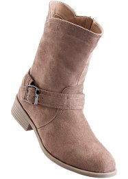 Bottes, bpc bonprix collection, taupe