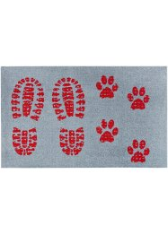Tapis de protection Steps, bpc living, bordeaux
