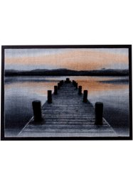 Tapis de protection Ponton, bpc living, bleu