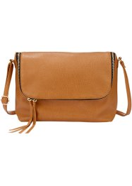 Sac Soft Touch, bpc bonprix collection, cognac