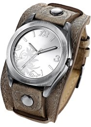 Montre Imke, bpc bonprix collection, taupe