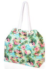 Sac de plage, BODYFLIRT, tropical