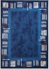 Tapis Joy, bpc living, bleu