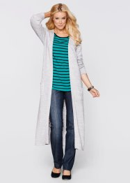 Gilet en maille extra long, bpc bonprix collection