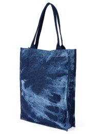 Cabas denim, bpc bonprix collection, bleu denim