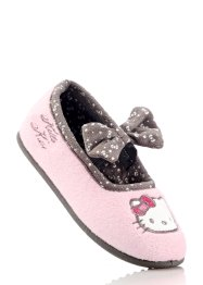 Chaussons, Hello Kitty, rose clair