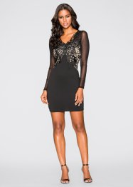 Robe avec application en dentelle, BODYFLIRT boutique