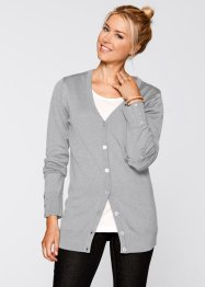 Gilet en maille, manches longues, bpc bonprix collection
