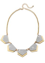 Collier Scintillant, bpc bonprix collection, doré/paillettes