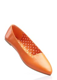 Ballerines, bpc bonprix collection, nectarine