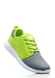 Tennis, bpc bonprix collection, gris/limette