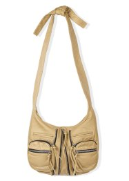 Sac multi-zips, bpc bonprix collection, marron clair