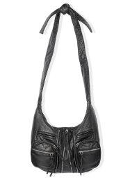 Sac multi-zips, bpc bonprix collection, noir