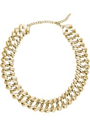 Collier double rang, bpc bonprix collection, doré