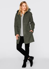 Manteau court aspect laine, bpc bonprix collection