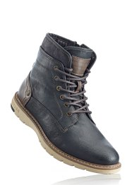 Chaussures montantes, Mustang, anthracite