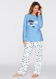 Pyjama en polaire, bpc bonprix collection