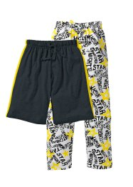 Les bas de pyjama (lot de 2) (bpc bonprix collection)