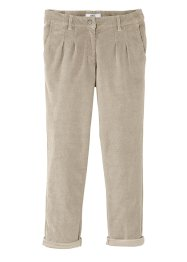 Le pantalon chino en velours côtelé (bpc bonprix collection)