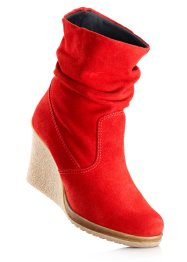 Les bottines en cuir (bpc bonprix collection)