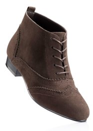Les bottines à lacets (bpc bonprix collection)