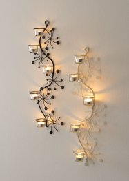 L'applique-photophore «Naples» (bpc living)