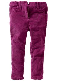 Le pantalon slim en velours côtelé (bpc bonprix collection)