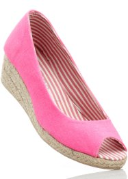 Les sandales peep-toe (bpc bonprix collection)