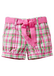 Le short + la ceinture (bpc bonprix collection)