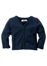 Le gilet en maille bébé (bpc bonprix collection)