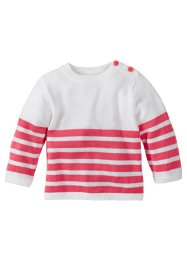 Le pull bébé (bpc bonprix collection)