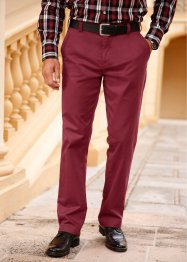 Le pantalon chino extensible