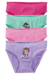 Les culotte (lot de 4) (bpc bonprix collection)