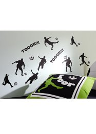 Le sticker mural Football (bpc living)