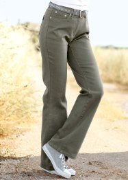 Le pantalon extensible évasé (bpc bonprix collection)