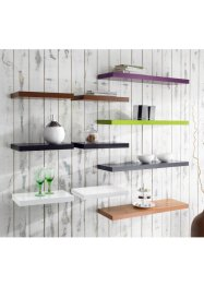 L'étagère murale Lisa (lot de 2) (bpc living)