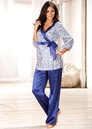Le pyjama en satin (bpc bonprix collection)