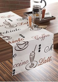 Le chemin de table «Café» (bpc living)