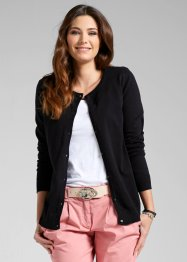 Le cardigan manches longues (bpc bonprix collection)