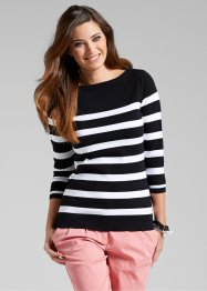 Le pull manches 3/4 (bpc bonprix collection)