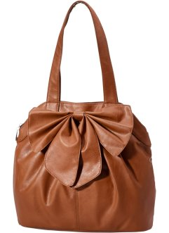 "Sac ""Mary"", bpc bonprix collection, cognac"