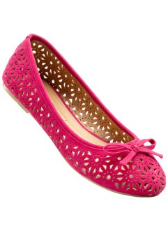 Ballerines, bpc bonprix collection, fuchsia