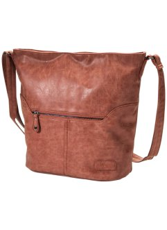 Sac bandoulière Vintage, bpc bonprix collection, rouille